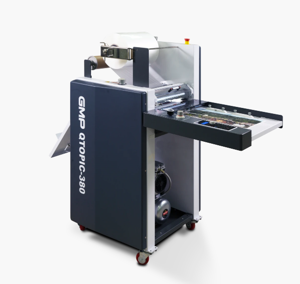 Mesin Laminating GMP Q-Topic 380
