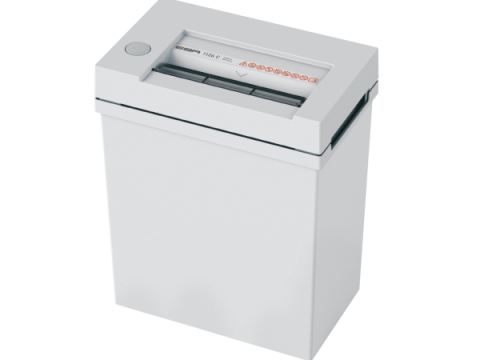 EBA Paper Shredder, Mesin penghancur kertas made in Jerman.
