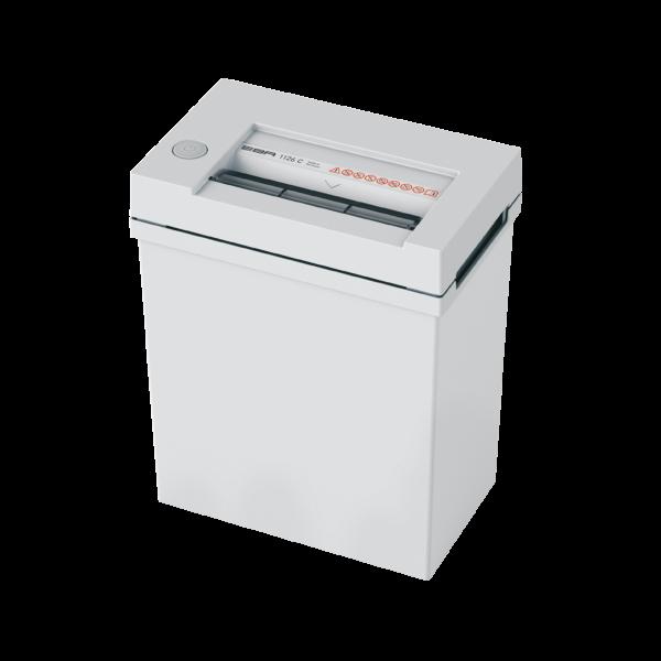 EBA Paper Shredder, Mesin penghancur kertas made in Jerman.