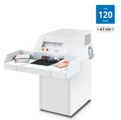EBA 6340 Paper shredder