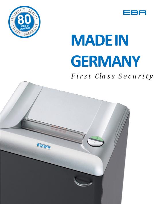 Made in Germany EBA 2